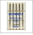 Schmetz Topstitch Sewing Needles Size 90/14 - 5 Needle Pack