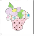 Hey Cupcake 2 by Loralie Designs APPLIQUE Embroidery Designs on CD 630111