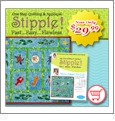 One Step Quilting & Applique Stipple - Sea Life from Marie Zinno
