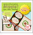 One Step Quilting & Applique Stipple - Holiday 2 from Eileen Roche