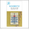 Schmetz Twin Embroidery Needle Size 3.0/75
