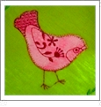 Chirpy Birds Embroidery Designs on CD-ROM by Every Stitch Counts
