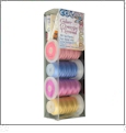 Color to Color Solar Active Embroidery Thread Sampler Pack