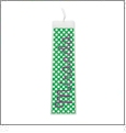 Clear Bookmark Sleeve - Acrylic Embroidery Blank - CLOSEOUT