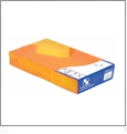 Large Organizer Box - Orange