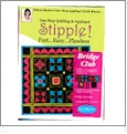 One Step Quilting & Applique Stipple - Bridge Club  from Eileen Roche