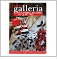 Galleria of Machine Artistry and Quilting & Embroidery Designs by Jenny Haskins CLOSEOUT