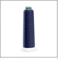 Madeira Aerolock Premium Serger Thread 2000 Yard Cone - BLUE STEEL