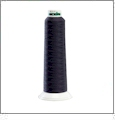 Madeira Aerolock Premium Serger Thread 2000 Yard Cone - GRAPHITE
