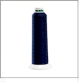 Madeira Aerolock Premium Serger Thread 2000 Yard Cone - BLUE