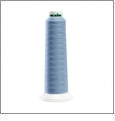 Madeira Aerolock Premium Serger Thread 2000 Yard Cone - SKY BLUE
