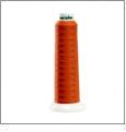 Madeira Aerolock Premium Serger Thread 2000 Yard Cone - PUMPKIN