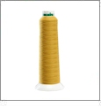 Madeira Aerolock Premium Serger Thread 2000 Yard Cone - GOLD