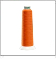 Madeira Aerolock Premium Serger Thread 2000 Yard Cone - ORANGE