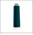 Madeira Aerolock Premium Serger Thread 2000 Yard Cone - TEAL