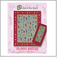 Island Breeze Quilt Pattern & Design Collection Embroidery Designs by Lunch Box Quilts on a CD-ROM