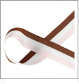 "Horizontal Stripe in Neapolitan Grosgrain Ribbon - 7/8"" x 1 Yard"