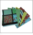 Whimsical Winter 6 Fat Quarter Roll SPECIAL PURCHASE