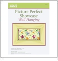Picture Perfect Showcase Wall Hanging Pattern from Sewing With Nancy CLOSEOUT