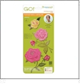 GO! Coming Up Roses Quilt Die by Michelle Griffith - 55150