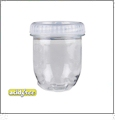 ArtBin Twisterz Small/Tall Storage Jar 6941AB