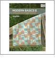 Modern Basics II - 14 Easy Patchwork Quilt Patterns by Amy Ellis