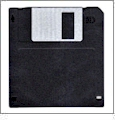 "3.5"" High Density Floppy Disk - 1.44MB"