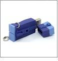 Zipper 2 GB USB Flash Drive