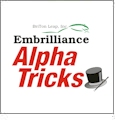 AlphaTricks by Embrilliance Embroidery Software DOWNLOADABLE
