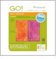 "AccuQuilt GO! Rectangle - 2"" x 3 1/2"" (1 1/2"" x 3"" Finished) - 55158"