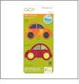 AccuQuilt GO! Cute Car - 55354