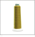 Madeira Aerolock Premium Serger Thread 2000 Yard Cone - OLIVE DRAB
