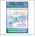 BuzzEdit V3 Editing & Digitizing Embroidery Software