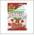 Christmas Dish Cloth Scrubbies Embroidery Designs by Dakota Collectibles on Multi-Format CD-ROM F70539