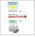 Embrilliance Essentials + AlphaTricks + Thumbnailer Combo Embroidery Software DOWNLOADABLE