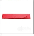 "Mylar Tissue Red 18"" X 30"" 5/pkg"