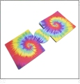 Unsewn Can Koozie Embroidery Blanks - TIE DYE