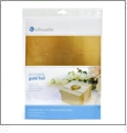 "Silhouette Printable Gold Foil 8.5"" x 11"" Paper - 8 Sheets"