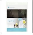 "Silhouette Adhesive Magnet 8.5"" x 11"" Paper - 4 Sheets"