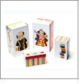 Fun & Whimsical Novelty Sewing Storage - Set of Four Boxes