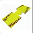 Unsewn Can Koozie Embroidery Blanks - SOFTBALL