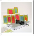 "AccuQuilt GO! Mix & Match 12"" Block Starter Set with Fabric Cutter 55903"