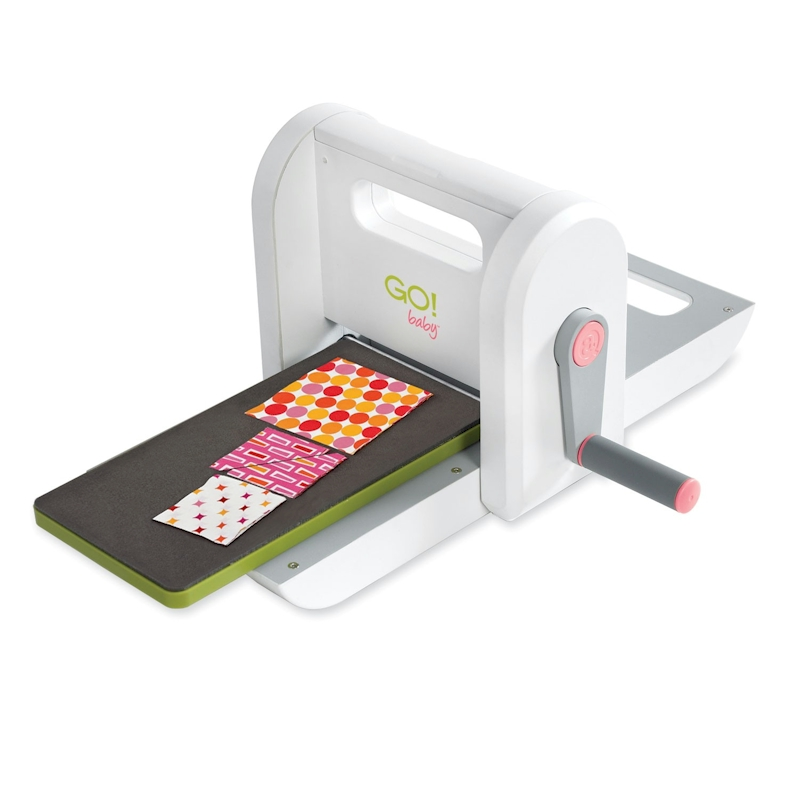 Accuquilt Go Baby Starter Set With Fabric Cutter