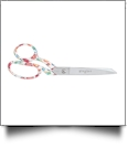 "8"" Julia Gingher Knife Edge LEFT-HANDED Dressmaker Shears Sewing Scissor - Limited Edition CLOSEOUT"