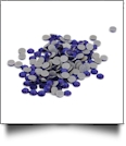20SS/5mm Silhouette Rhinestones - Approximately 200 Pieces - BLUE
