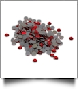 20SS/5mm Silhouette Rhinestones - Approximately 200 Pieces - RED
