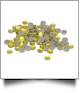 10SS/3mm Silhouette Rhinestones - Approximately 750 Pieces - YELLOW