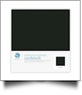 "Silhouette Adhesive-Backed Cardstock 12"" x 12"" - 25 Sheet Pack - BLACK"