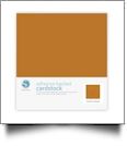 "Silhouette Adhesive-Backed Cardstock 12"" x 12"" - 25 Sheet Pack - BURNT ORANGE"
