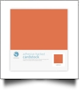 "Silhouette Adhesive-Backed Cardstock 12"" x 12"" - 25 Sheet Pack - SALMON"